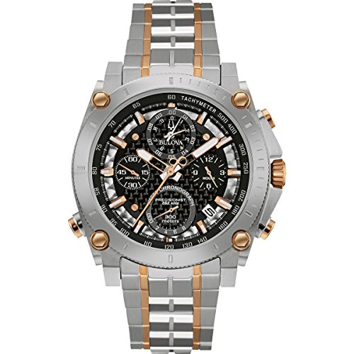 bulova-mens-designer-chronograph-watch-stainless-steel-bracelet-two-tone-rose-gold-precisionist-wris