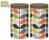 from Orla Kiely Orla Kiely Storage Tin | Multi Stem Model OK301