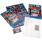 Topps TO90431 Marvel The Avengers - Álbum y cromos para coleccionar de Los Vengadores
