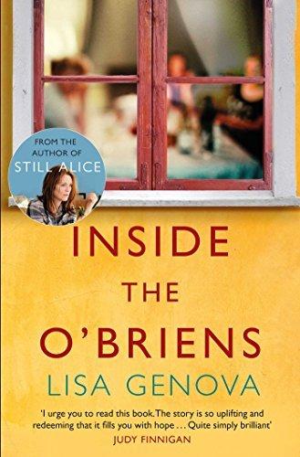 Inside the O'Briens by Lisa Genova (2015-09-24)