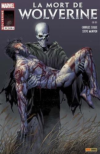 Wolverine 2013 24 : la mort de Wolverine 2/2