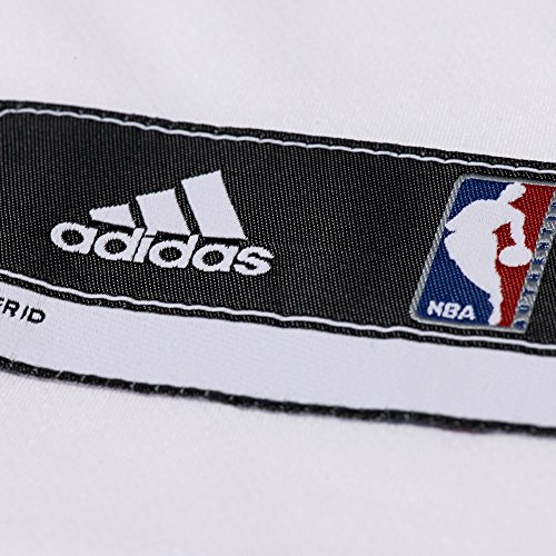 adidas Herren Fan/Heim-trikot Washington Wizards John Wall NBA Replica Weiß - Weiß