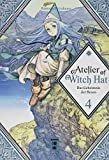 Atelier of Witch Hat - Limited Edition 04: Das Geheimnis der Hexen