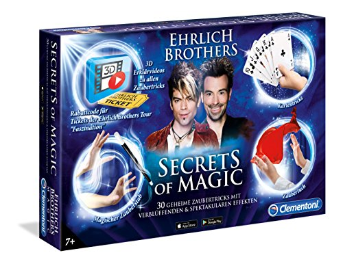 hrlich Brothers-Secrets of Magic ()