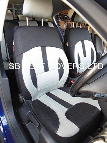 PEUGEOT 5008 COPERTURE SEDILI AUTO ROSSINI ELEGANCE GRIGIO ROS 0213 UNIVERSALE SET COMPLETO
