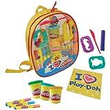 D'Arpeje - CPDO012 - Kit de Loisir Créatif - Play Doh - Mon Sac à Dos Récréatif