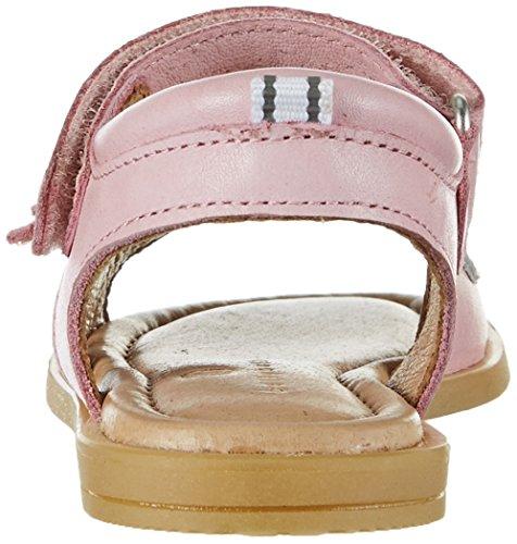 Bellybutton Sandalen, Sandales  Bout ouvert fille Pink (Rosa)