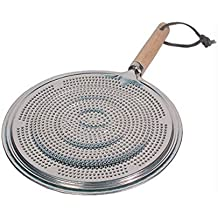 Difusor de calor, anillo de cocción a fuego lento para cocinas eléctricas o a gas de