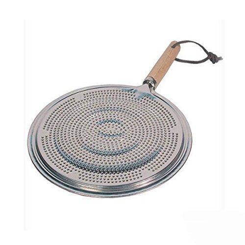 Difusor de calor, anillo de cocción a fuego lento para cocinas eléctricas o a gas de 21cm de diámetro.