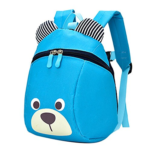 Imagen de juleya toddler 3d perro  baby kids  con reinas walkers mini bolsa blue alternativa