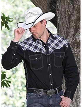 Stars & Stripes Western camicia Maddox