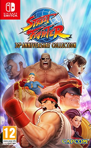 Street Fighter - 30th Anniversary (precio: 44,90€)