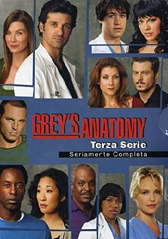 Grey's anatomy Stagione 03 [7 DVDs] [IT Import]
