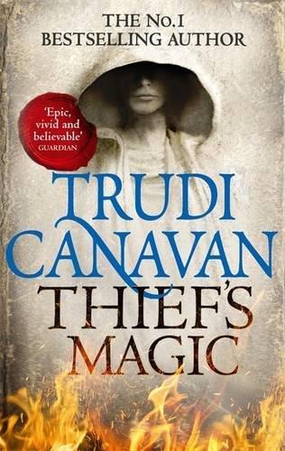 Thief's Magic: Book 1 of Millennium's Rule