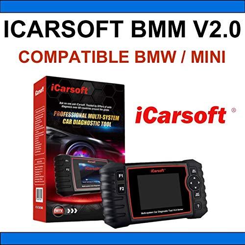 Preisvergleich Produktbild MISTER DIAGNOSTIC Icarsoft BMM V2.0 Diagnose für Verschiedene Systeme - kompatibel mit BMW und Mini