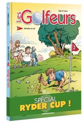 Les Golfeurs - tome 2 - nouvelle édition par Francis Sapin