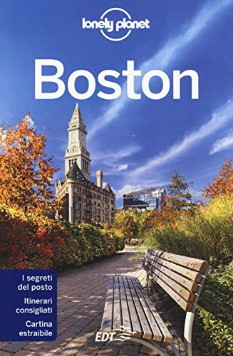Boston. Con cartina