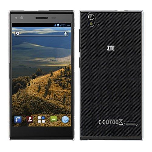 kwmobile ZTE Blade VEC 4G Hülle - Handyhülle für ZTE Blade VEC 4G - Handy Case in Transparent