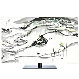 NACHEN TV Staubschutz Abdeckung LCD hängende Staub Abdeckung Fernsehapparat Hauben Gewebe Haushalts Waren Staubdichte Abdeckung (Color 13, 49)