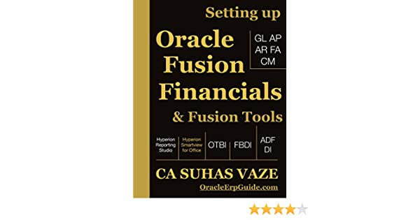 Amazon in: Buy Setting up Oracle Fusion and Fusion Tools