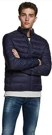 Jack & Jones Men's Jjemagic Puffer Collar STS Jacket