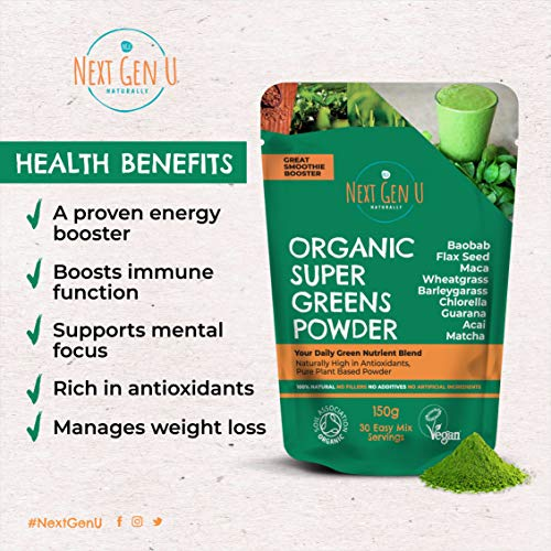 2018e2cce0b Next-Gen-U-Organic-Super-Greens-Powder-150g-