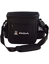DGA Starter Disc Golf Bag - BG-BLBL, Negro