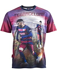 Maillot Barça - NEYMAR Jr - Collection officielle FC BARCELONE - Taille adulte homme