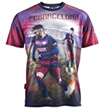 Trikot Barça–Neymar Jr–Offizielle Kollektion FC Barcelona–Erwachsenengröße, für Herren L bunt - mehrfarbig