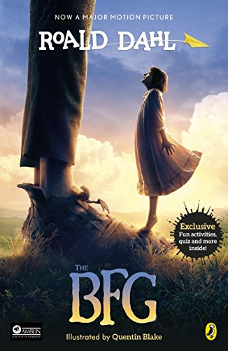 The BFG (English Edition) por Roald Dahl