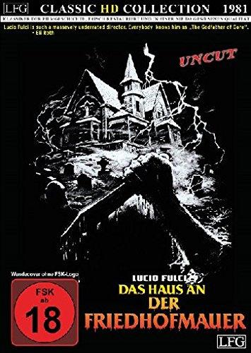 Das Haus an der Friedhofmauer - Uncut - Classic HD Collection # 9 (mit Wendecover)