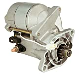 Db Electrical SND0474 New Kubota Starter For 30Hp 34650-63010 34650-63011 by DB Electrical