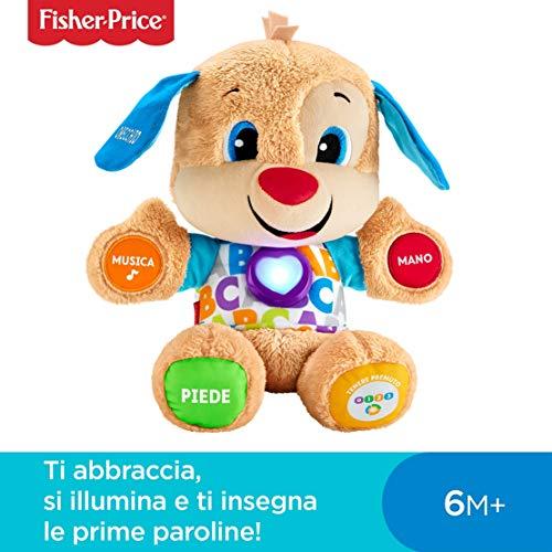 Zoom IMG-1 fisher price il cagnolino smart