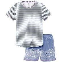 Calida Swimming Beauty Pyjama Kurz, Pijama Entero para Niños