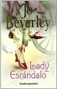 Lady escándalo par Jo Beverley