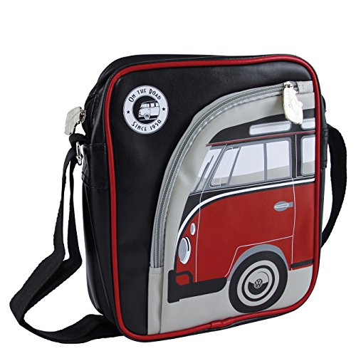 VW Collection by BRISA Tablet Format Tasche, Rot -