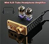 HiFi Mini Valve Tube Headphone Amplifier Stereo amp Audio Kopfhörerverstärker