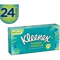 Kleenex Plus mentol pañuelos (24 unidades, ...
