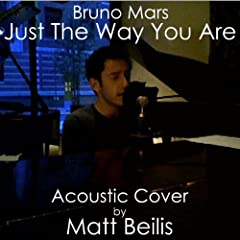 Just The Way You Are - Bruno Mars (Acoustic Cover)
