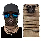MOMEY Magic Sports Seamless Mask Outdoor Riding Mountaineering Scarf Headwear Half Face Mask Neck Cover