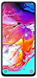 Samsung Galaxy A70 - Smartphone 4G (6,7'' - 128GO - 6 GO RAM) - Blanc - Autre version
