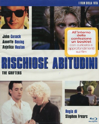 Rischiose abitudini (+booklet) [Blu-ray] [IT Import]