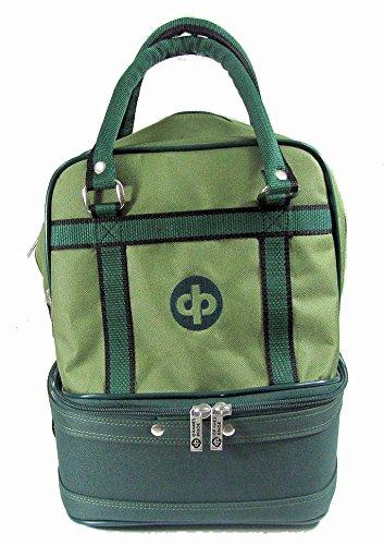 Drakes Pride Tasche, mini grün - grün