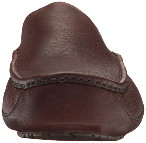 UGG Australia Ascot Slippers (16 M, China Tea Leather) China Tea