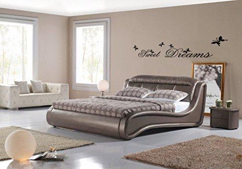 MFEIR® Stickers Murali frasi Stickers Murali camera da letto \