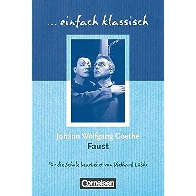 Download Einfach Klassisch Faust Empfohlen Fur Das 9 10 Schuljahr Schulerheft Pdf Anatnanda