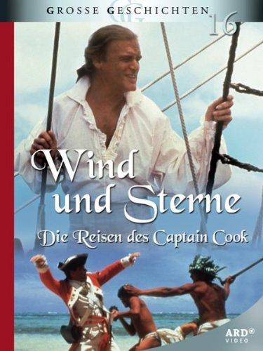 Die Reisen des Captain Cook (4 DVDs)