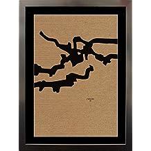 Dósfer 50472 - Cartel, Chillidas Kraft, 74 x 98 cm