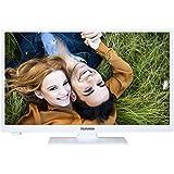 Telefunken XH24A101-W 61 cm (24 Zoll) Fernseher (HD Ready, Triple Tuner)