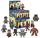 Marvel Funko – Mystery Minis Avengers : Infinity War – 1 Boite Mystere avec Figurine 6cm